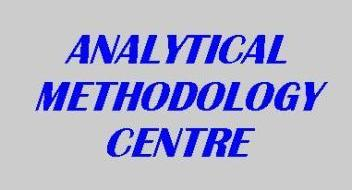 Analytical Methodology Centre